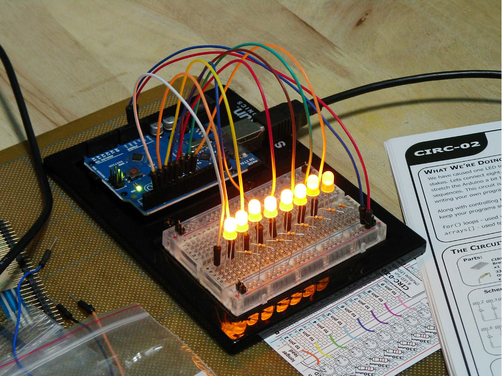 The complete arduino guide for beginners codeduino