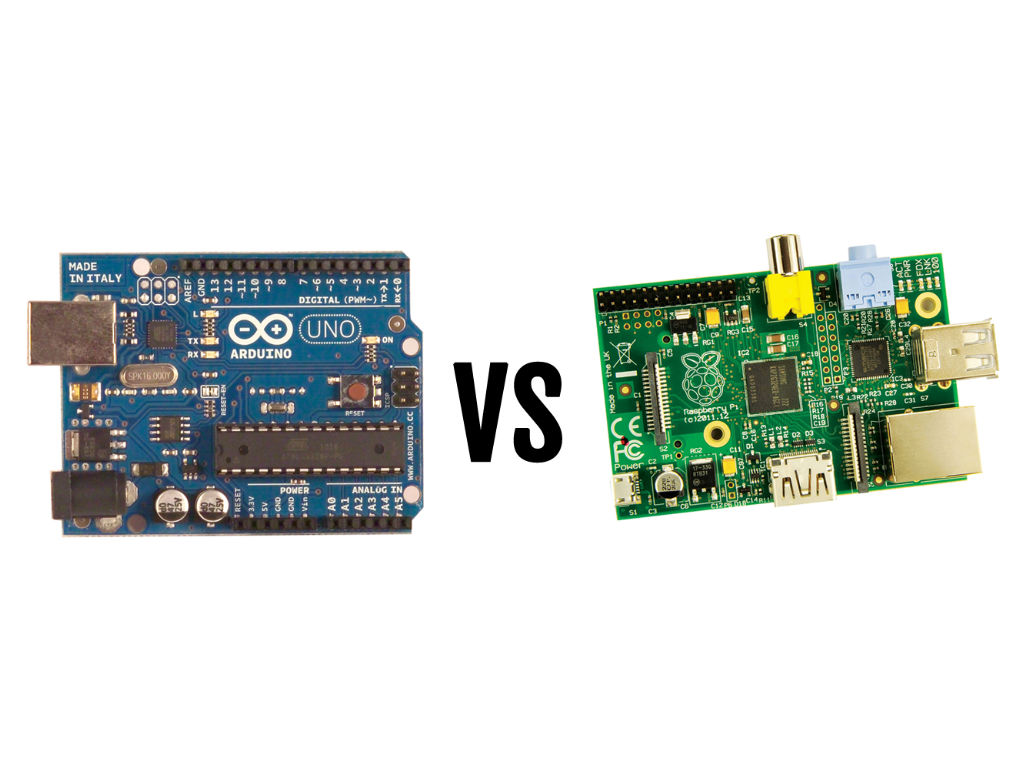 Arduino vs raspberry pi a comparison codeduino