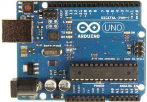 The  Arduino  Uno