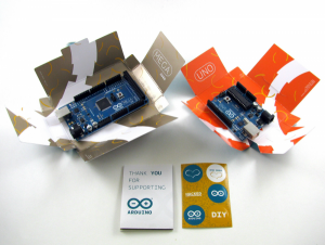 Official Boxed Arduinos