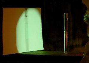 An X-Rayed Pen