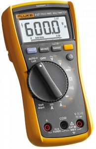 The Fluke 117 is one of the best multimeters in the world, but comes at a price