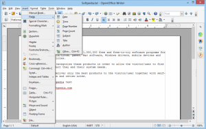 OpenOffice easily rivals Microsoft Office