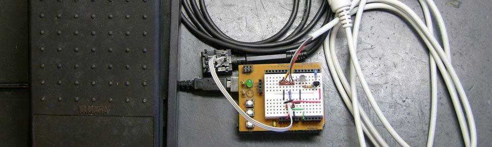 Arduino Based MIDI Volume Pedal - Codeduino