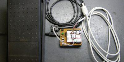 Arduino Midi Volume Pedal