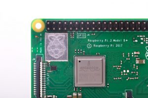 The Pi's upgraded ARM processor